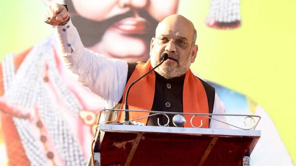 Karnataka polls: Amit Shah accuses Siddaramaiah government of 'dividing' Hindus