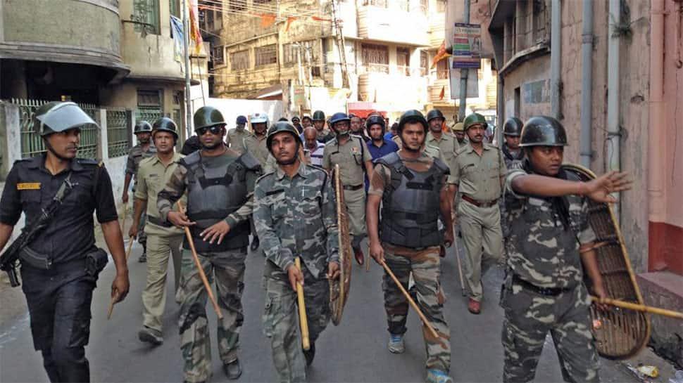 Ram Navami violence: Heavy police force deployed in Raniganj, BJP MP Babul Supriyo alleges police inaction