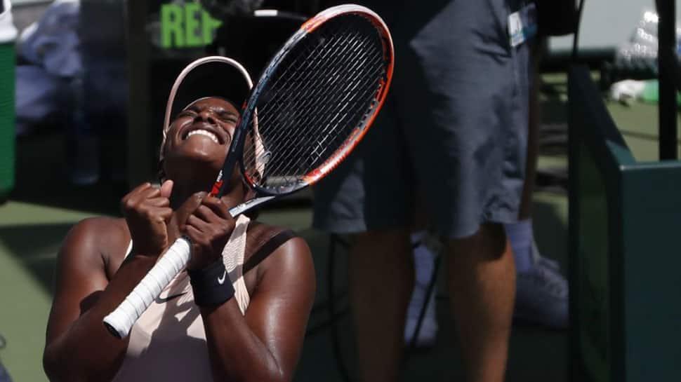 Sloane Stephens, Victoria Azarenka advance to face off in Miami Open semis