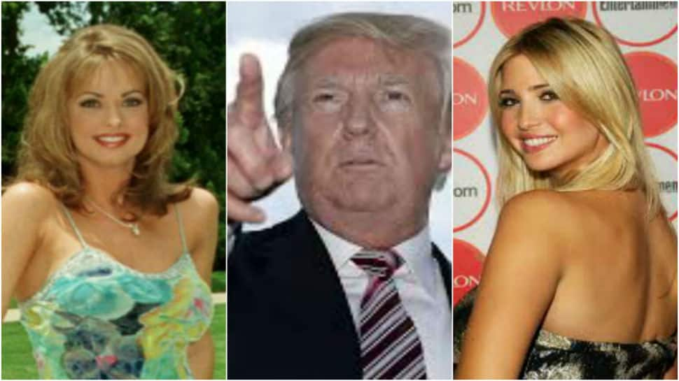 Playboy model alleges affair with Donald Trump, says was compared to daughter Ivanka