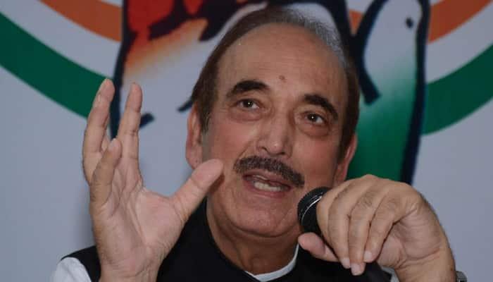 Naresh Agrawal ek suraj hain, idhar doobe udhar nikle: Ghulam Nabi Azad