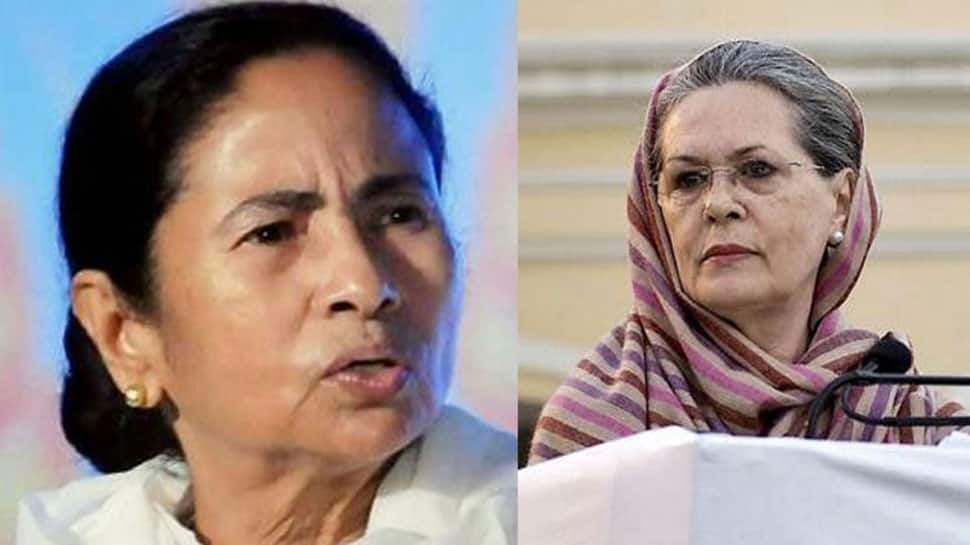 1-on-1 formula: What Mamata Banerjee pitched to Sonia Gandhi to defeat Narendra Modi