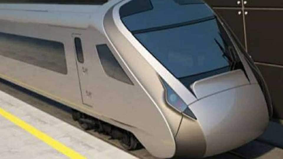 Indian Railways prepares to replace Shatabdi with semi-high speed trains