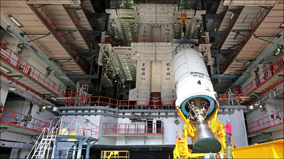 ISRO to launch communication satellite GSAT-6A onboard GSLV-F08 rocket today