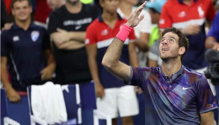 Juan Martin del Potro streaks into Miami Open semis with gritty win over Milos Raonic
