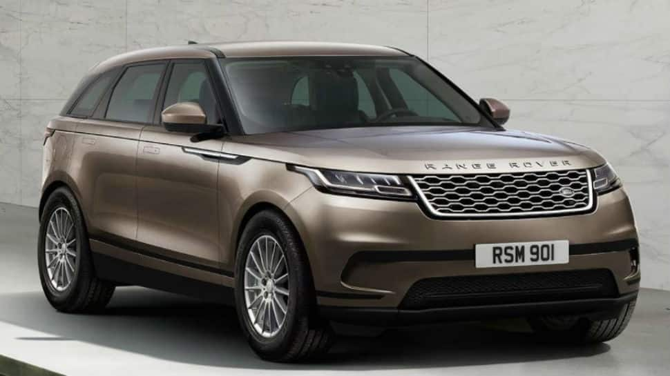 Range Rover Velar wins World Car Design of the Year award