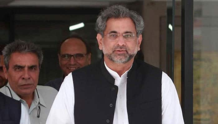 Any head of state on private visit will be frisked: US official on Pak PM Abbasi