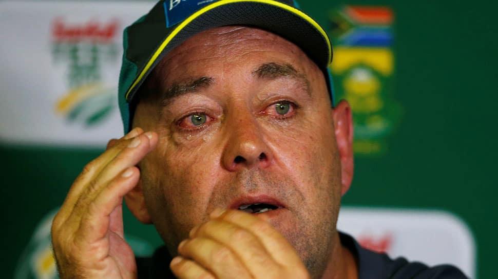 Darren Lehmann steps down from Australia head coach role