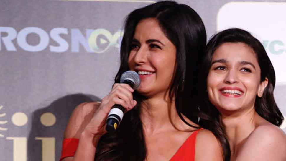 Is Katrina Kaif miffed with BFF Alia Bhatt over former beau Ranbir Kapoor?