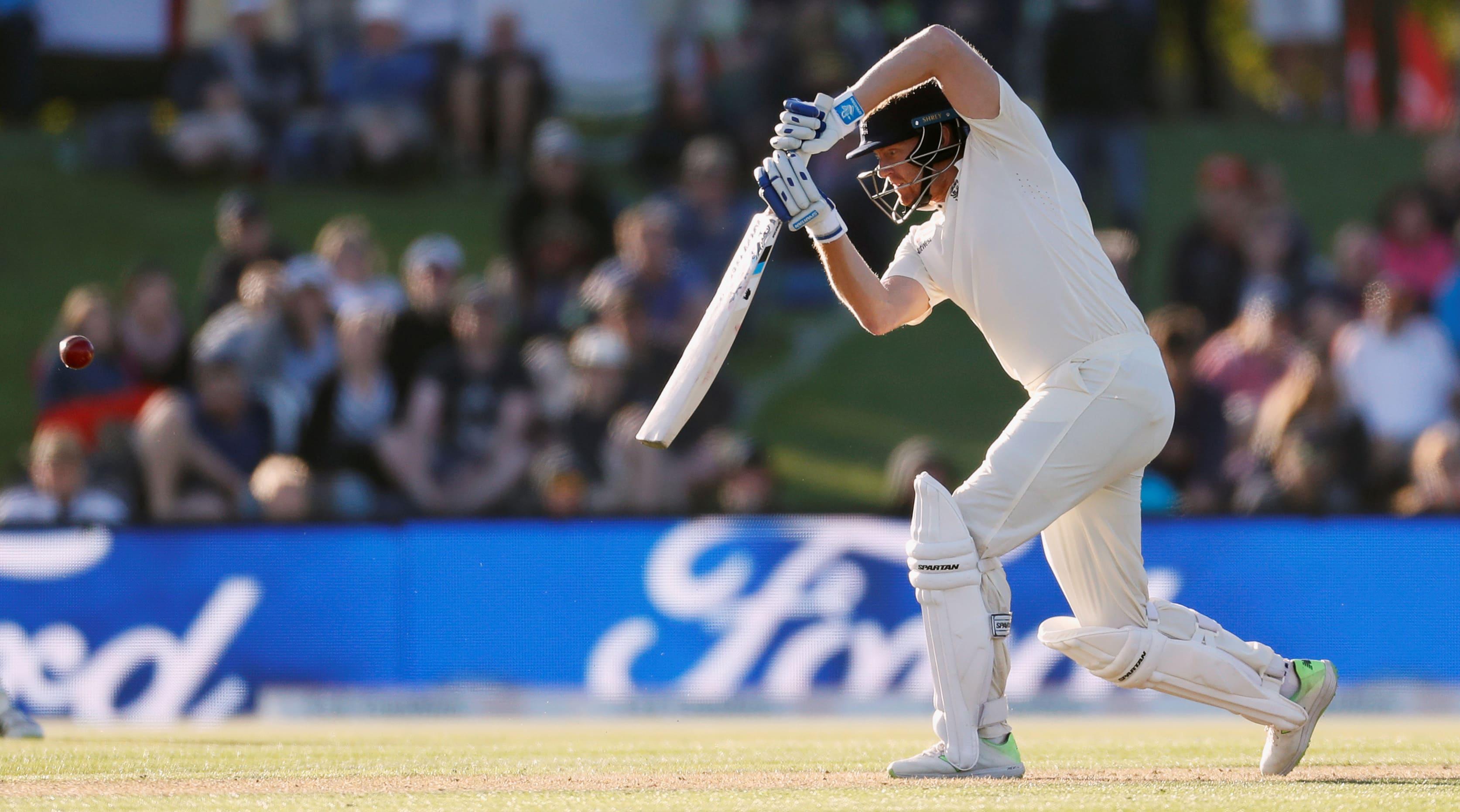 Jonny Bairstow rearguard strengthens England, reach 290/8 at stumps