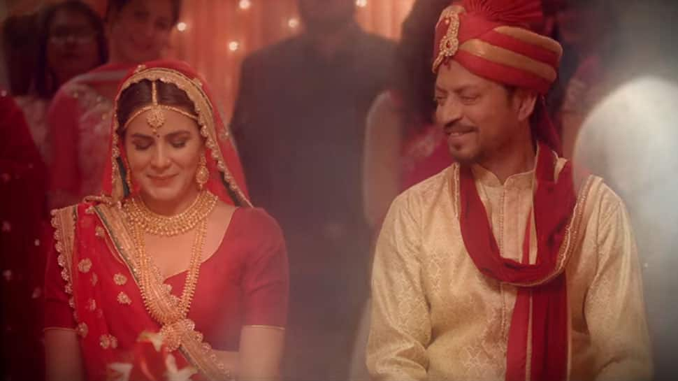 Blackmail: Irrfan Khan and Kriti Kulhari's 'Nindaraan Diyan' song is a soothing track you can't miss! Watch