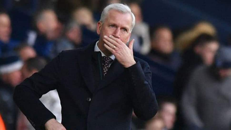 Alan Pardew wants to stay at West Bromwich Albion even if they are relegated from Premier League