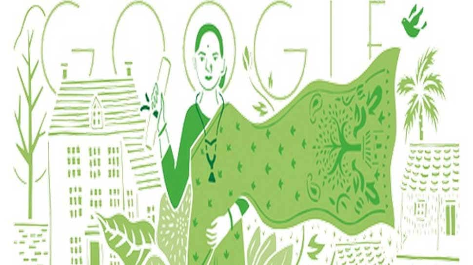 Google doodle celebrates 153rd birth anniversary of India's first lady doctor