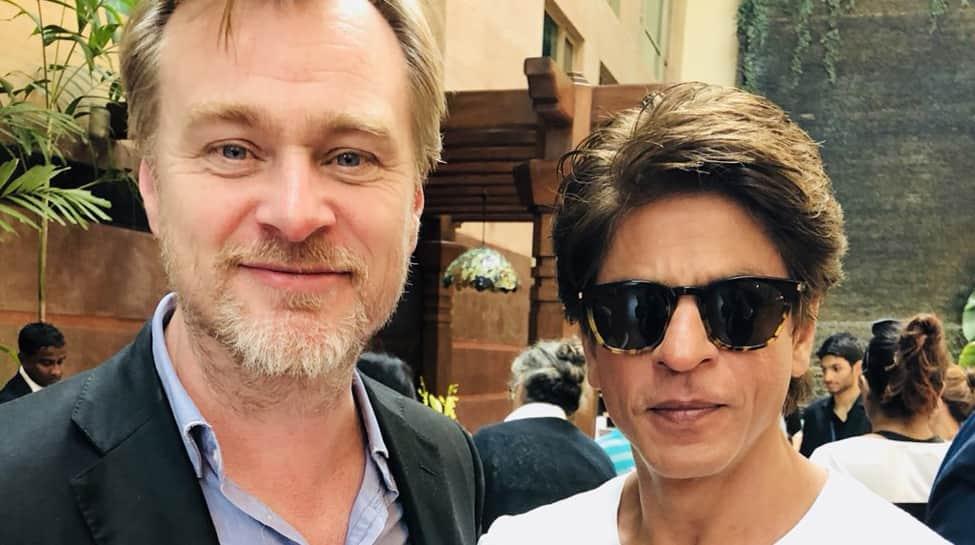 When Shah Rukh Khan met Christopher Nolan
