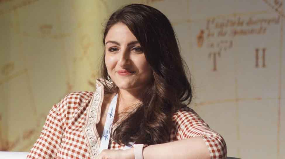 Soha Ali Khan advises sensitive people to not enter Bollywood