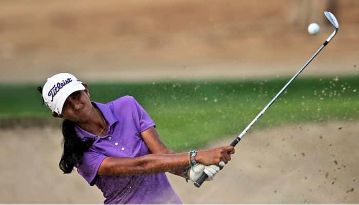 Aditi Ashok misses cut at ANA Inspiration on LPGA