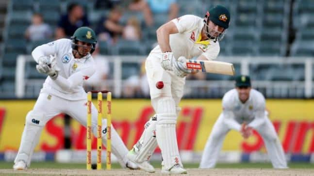 Watch: Bee stings Quinton de Kock, prevents stumping, saves Australia