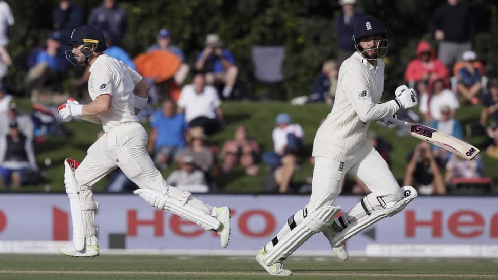2nd Test: James Vince, Mark Stoneman fifties put England ahead of New Zealand