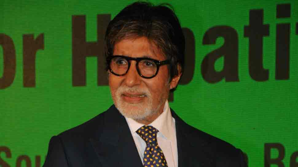 Film has suddenly lost its charm, everything is digital now: Amitabh Bachchan
