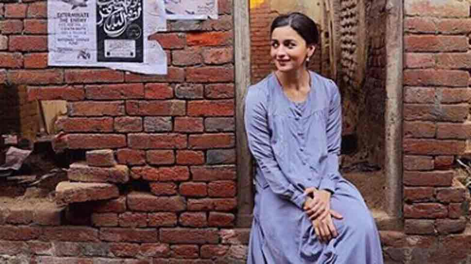Alia Bhatt shares fresh still from Raazi, trailer to be out in 10 days