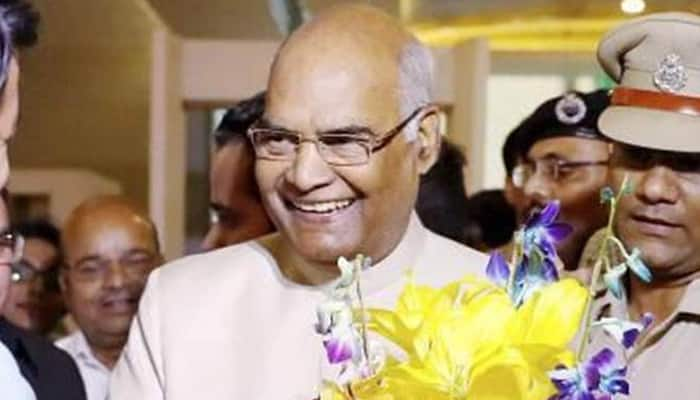 President Ram Nath Kovind to present Padma award to 43 people