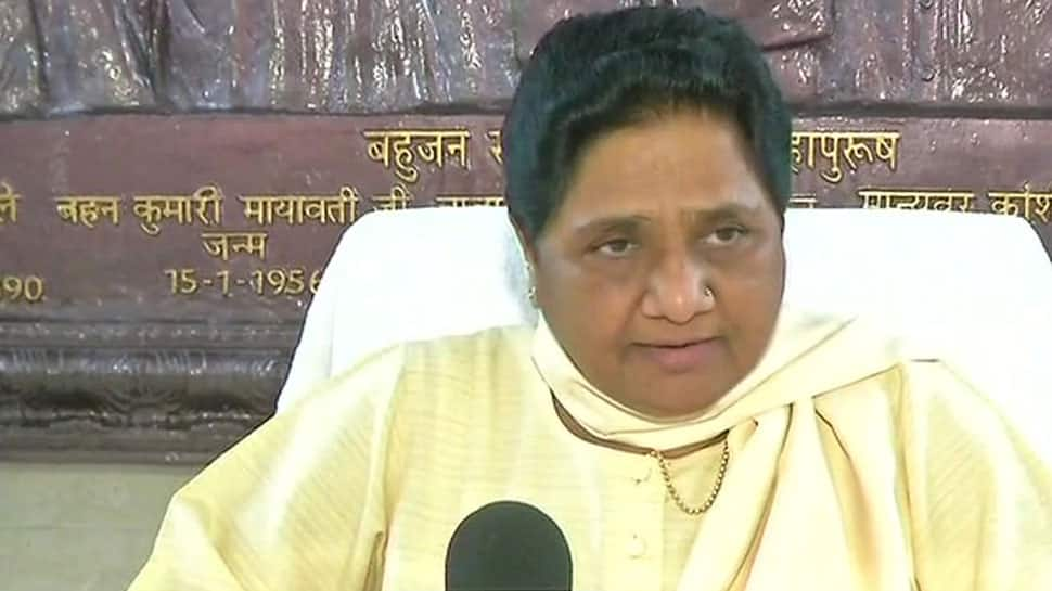 Bharat Bandh: Mayawati supports protests against SC/ST Act, condemns violence