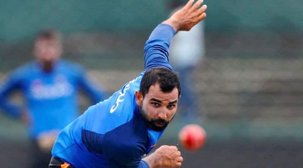 Mohammed Shami joins Delhi Daredevils practice ahead of IPL