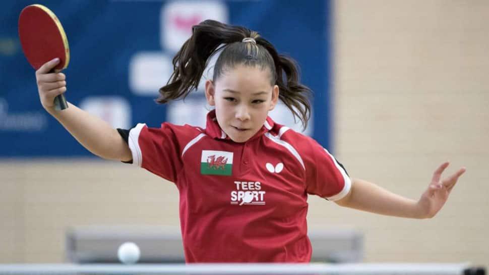 11-year-old table tennis whiz-kid Anna Hursey eyes CWG history