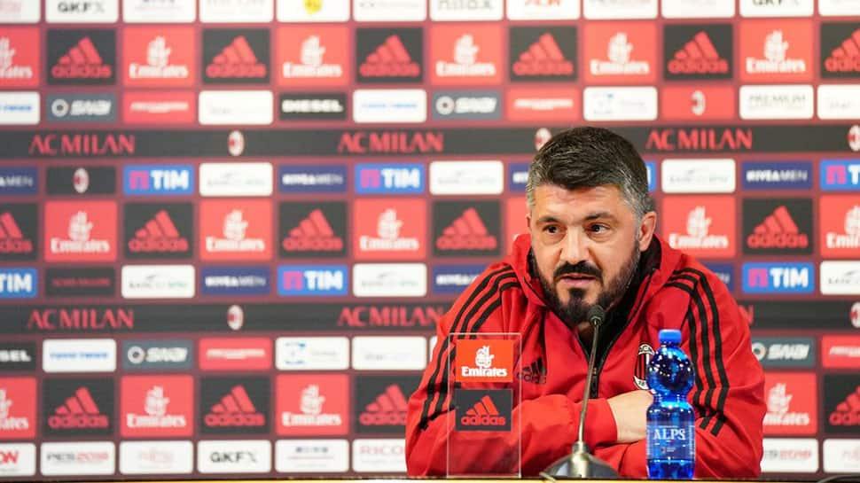 Serie A: Gennaro Gattuso says Milan derby regaining significance