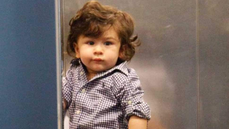 Taimur Ali Khan's 'too cool for school' look is unmissable!–Pictures inside