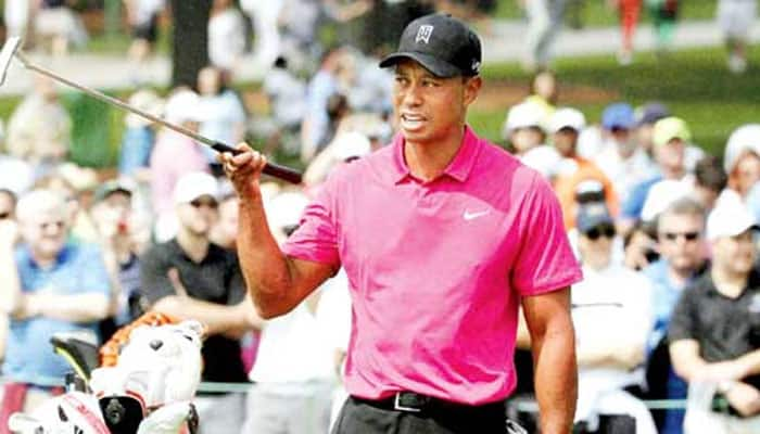 US Masters: Tiger Woods issues warning shot to rivals