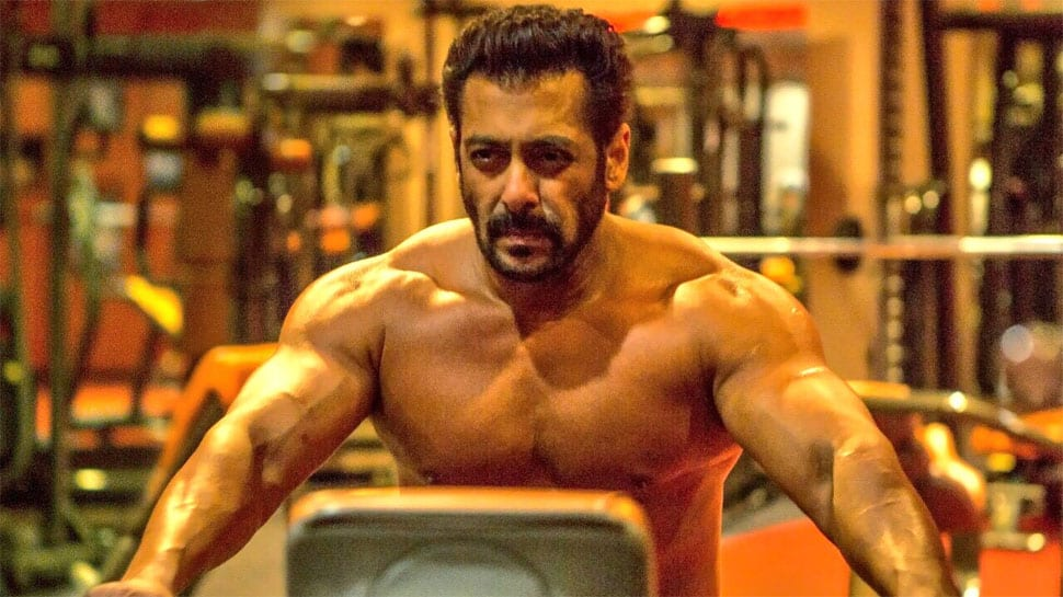 Salman Khan's leaked pic from 'Race 3' will make you all fired up for the actioner!