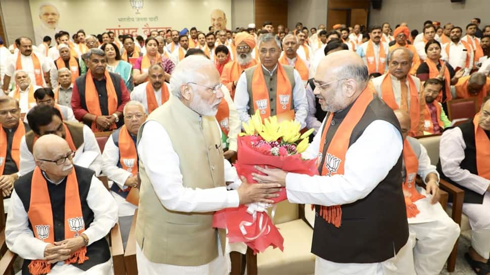 With a massive show of strength, BJP to kickstart 2019 Lok Sabha campaign on Friday