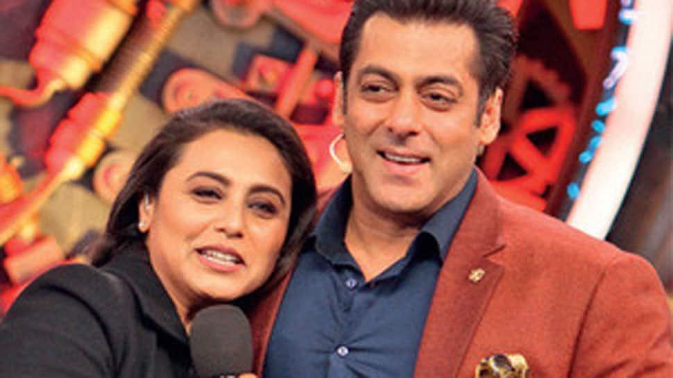 My love will always be with Salman, says Rani Mukerji