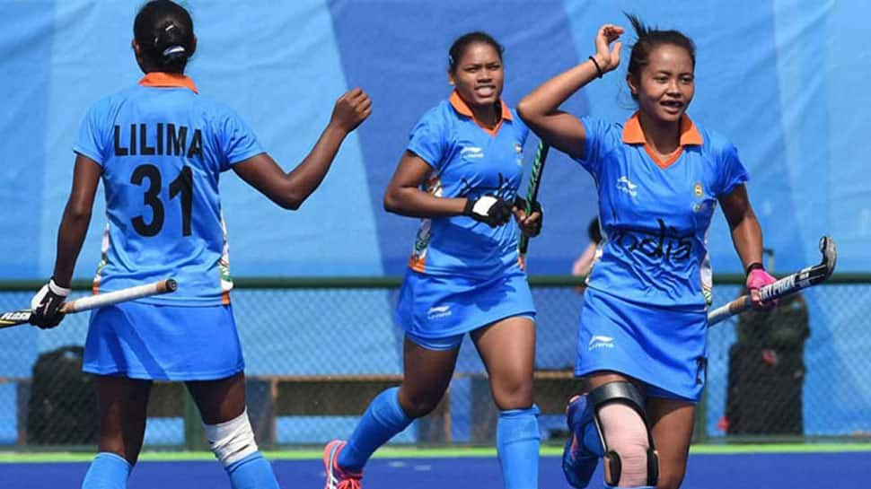 CWG 2018: India take on Wales in women's hockey opener