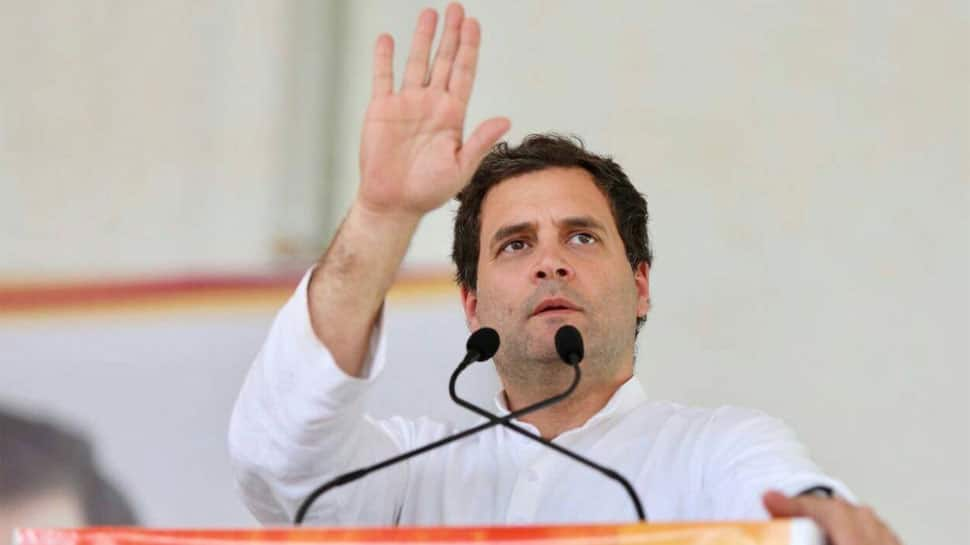 Karnataka polls: Rahul Gandhi takes on Modi government, says jobs are at a 4-year low