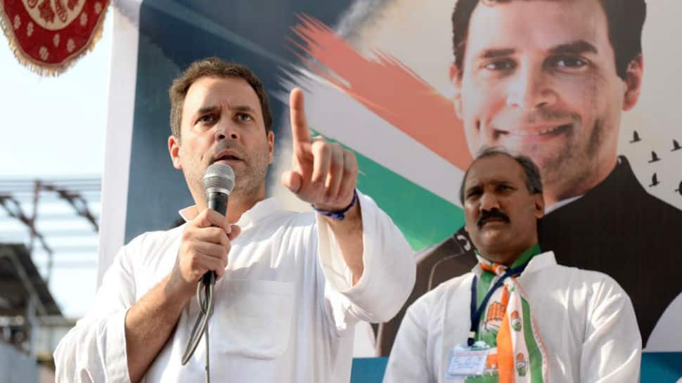 Karnataka poll battle heats up, Rahul calls it a 'war of ideology between BJP and Congress'