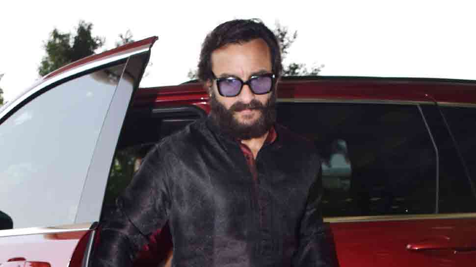 Blackbuck case: 'Annoyed' Saif Ali Khan misbehaves with driver, threatens to hit him