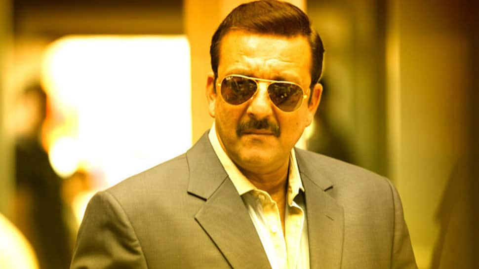 Sanjay Dutt walked away when asked about working with Madhuri Dixit—Watch video
