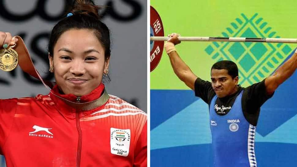 CWG 2018, Day 1: Record-smashing Chanu, Gururaja win India's first gold and silver