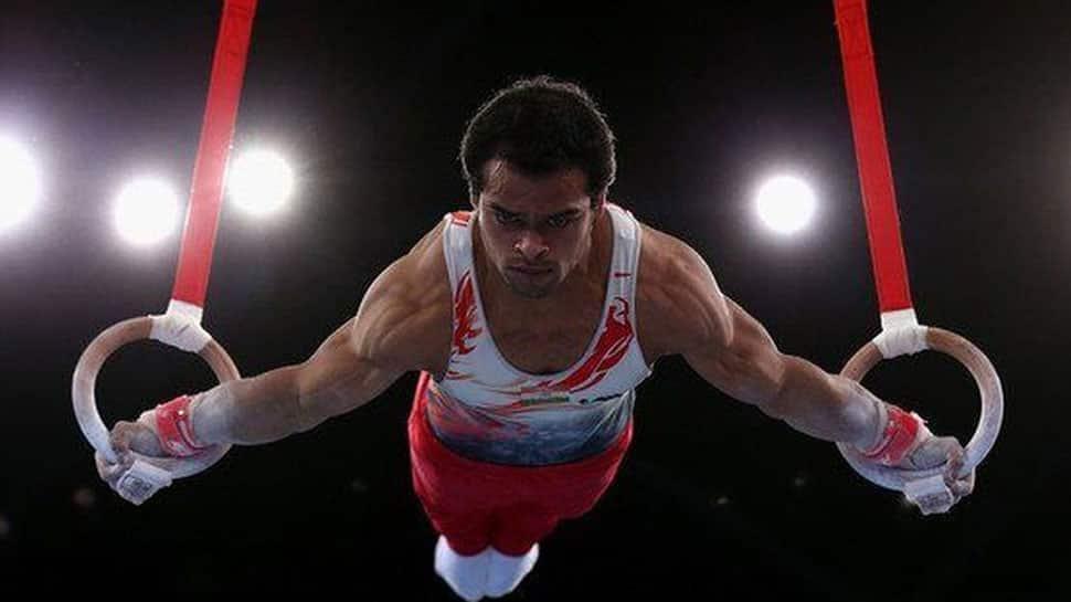 CWG 2018, Artistic Gymnastics: Yogeshwar Singh, Rakesh Patra in finals
