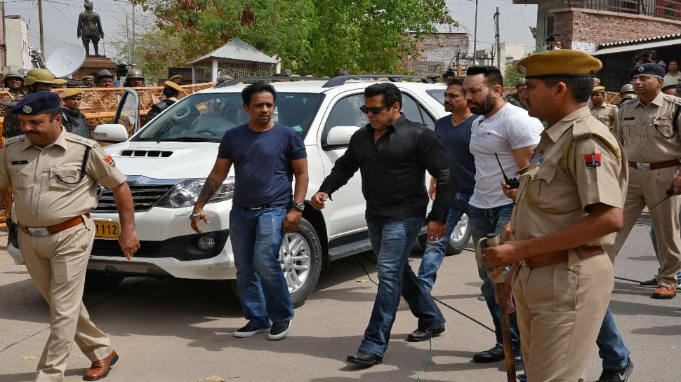 Salman Khan spends night in jail, wakes up to hopes of getting bail