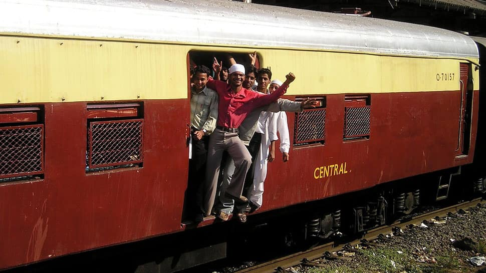Mumbai: Trains delayed, traffic hit as BJP workers pour in for rally