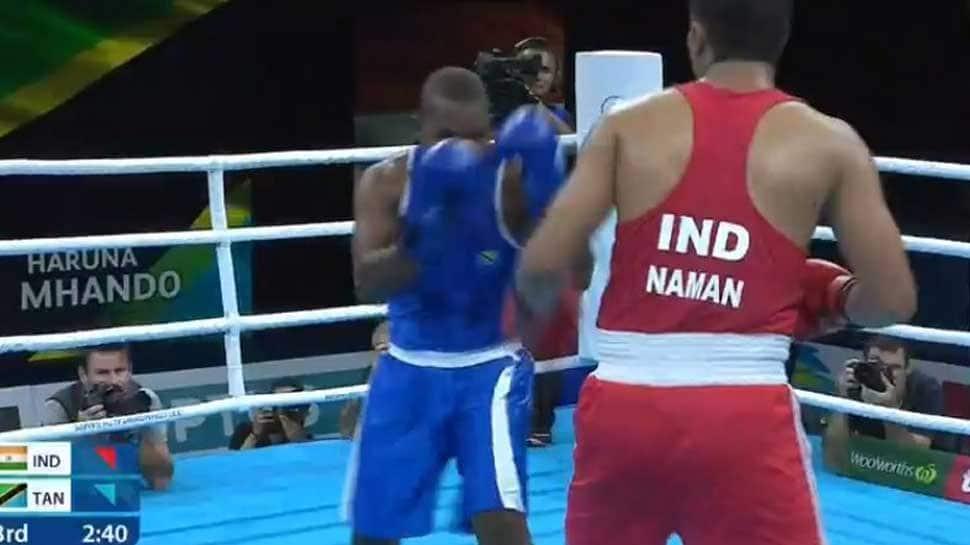 Commonwealth Games 2018, Gold Coast: Boxers Amit Panghal, Naman Tanwar enter quarter-finals