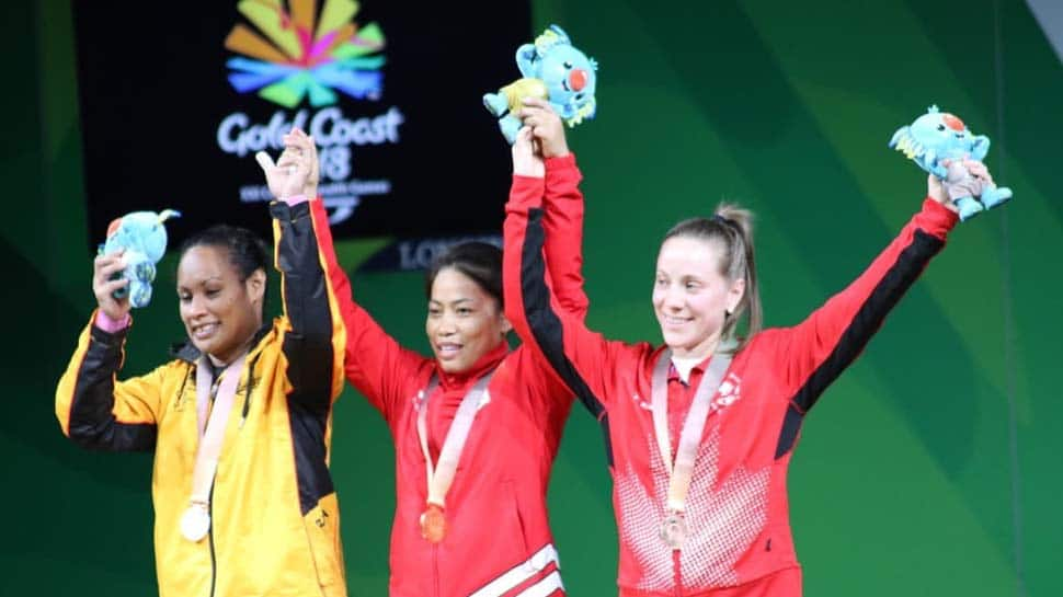 Commonwealth Games 2018: India's medal winners on Day 2 in Gold Coast