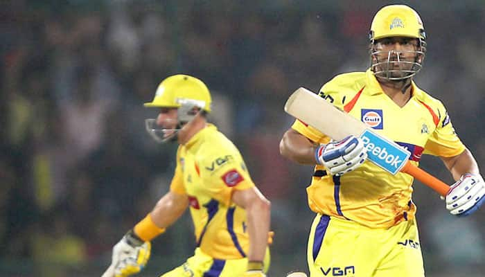 Watch: MS Dhoni mesmerises fans as Chennai relaunch team anthem 'whistle podu'