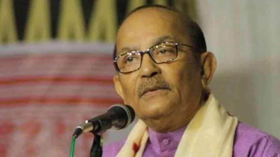 Noted Assamese film-maker Munin Barua passes away