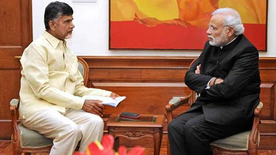 PM Modi approached us for alliance during 2014 general elections: Chandrababu Naidu