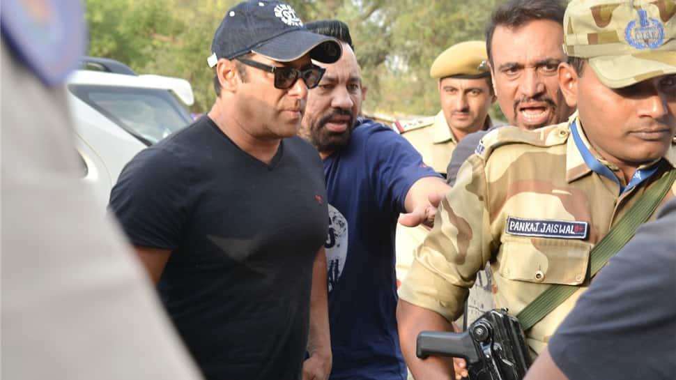 Blackbuck poaching case: Out of jail after 48 hours, Salman Khan reaches Mumbai