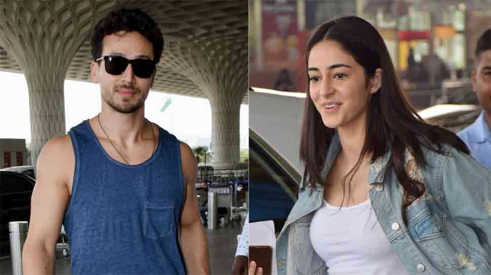 Student Of The Year 2: Tiger Shroff, Ananya Pandey leave for Dehradun, to begin shoot on April 7